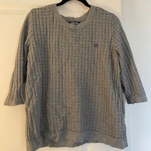 Chase bank uniform sweater top